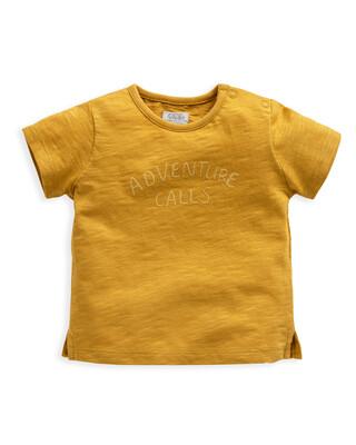 Short Sleeve 'Adventure Awaits' Jersey T-Shirt