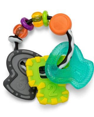 حلقة تسنين بتصميم سلسلة مفاتيح للتمرير والمضغ - إنفانتينو