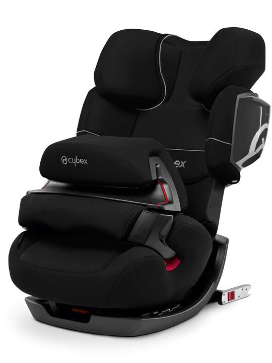 مقعد سيارة CYBEX Pallas 2-Fix - أسود سادة image number 1