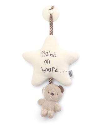 دلاية Baby on Board - من Millie & Boris