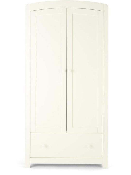 خزانة ملابس ميا - أبيض image number 1