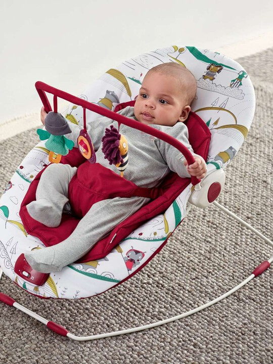 كرسي هزازCapella - من Babyplay image number 4