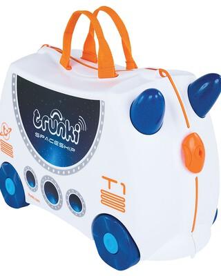 حقيبة سفر بتصميم سفينة الفضاء سكاي من ترانكي