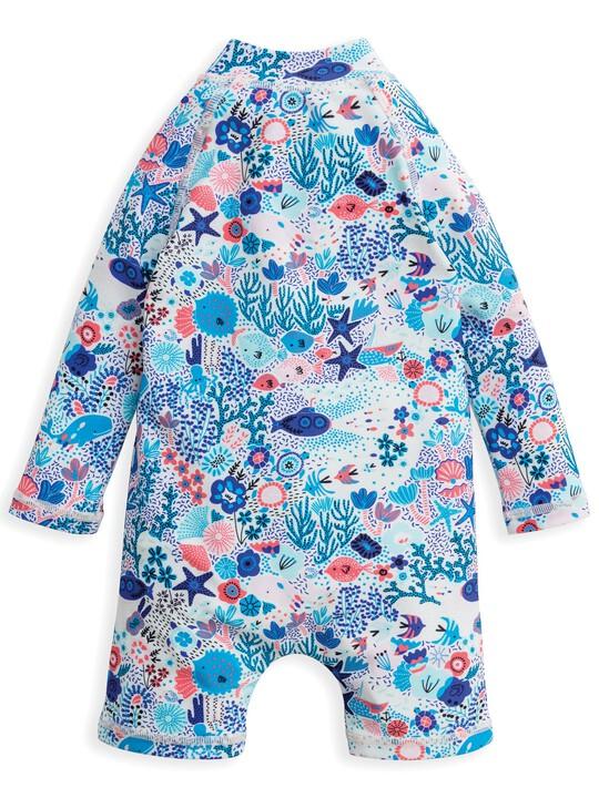 لباس سباحة بنقشة بحرية image number 2