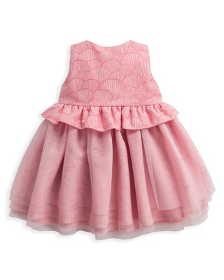 فستان بتصميم جرس