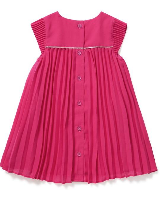 فستان بطيات image number 2