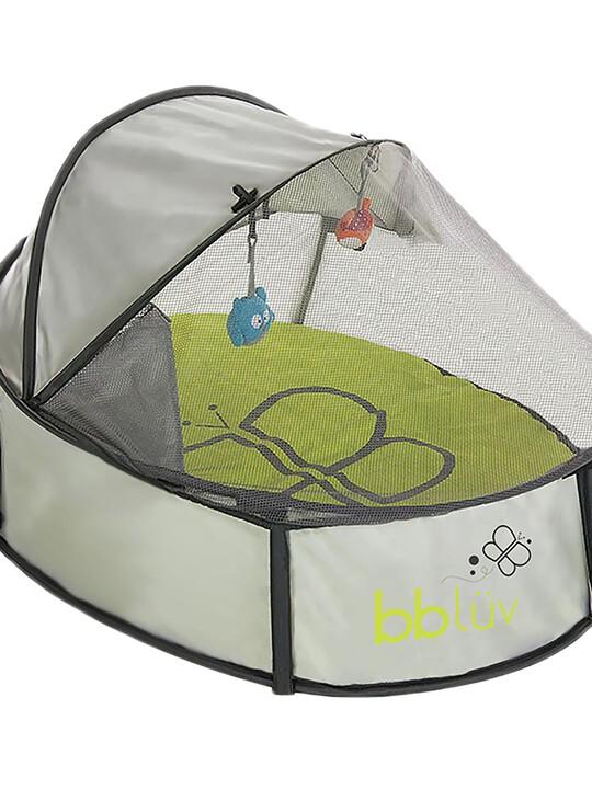 خيمة لعب وسرير متنقل 2 في 1 نيدو ميني من بيبي لوف image number 4
