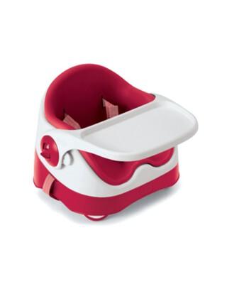 مقعد داعم للطفل الصغير - أحمر
