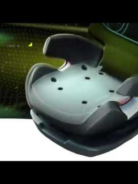 مقعد سيارة CYBEX Pallas 2-Fix - أسود سادة image number 2