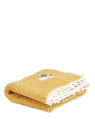 بطانية منسوجة (70 × 90 سم) - بي هابي