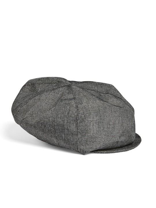 قبعة بلون رمادي image number 1