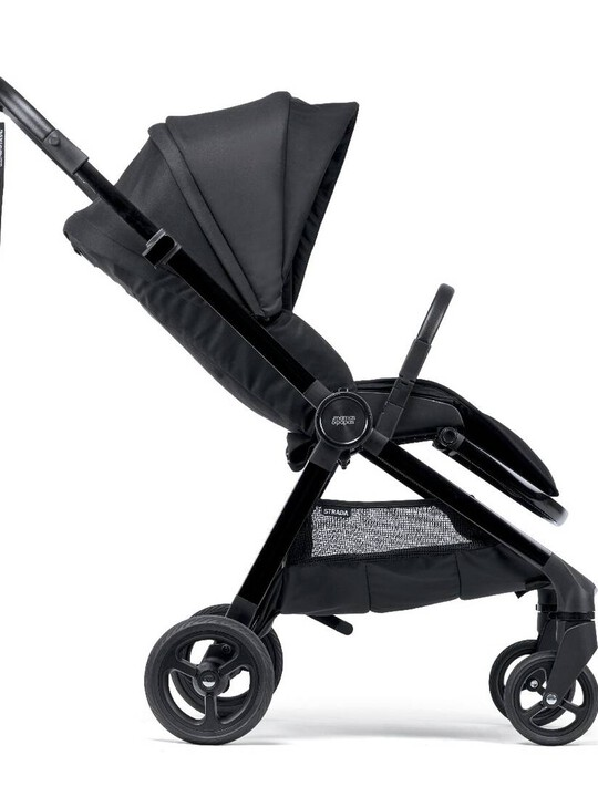 عربة أطفال سترادا - أسود image number 8