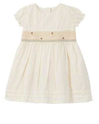 طقم فستان واسع وسروال تحتي - قطعتان