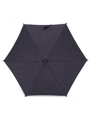 مظلة شمسية فاخرة - كحلي داكن