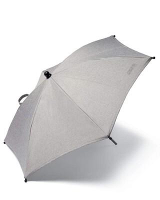 مظلة شمسية - رمادي فاتح